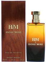 Hanae Mori Him Eau de Toilette Spray for Men