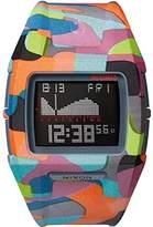 Nixon Unisex Quartz Watch digital Display and Plastic Strap A3641988-00