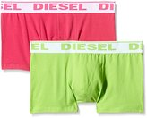Diesel Men's 2-Pack Shawn Cotton Stretch Trunk