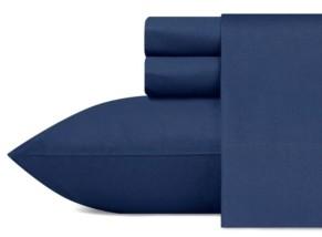 Nautica Cotton Percale Sheet Set, Twin Bedding