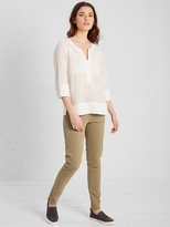 White Stuff Super soft skinny cargo jean