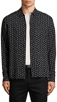 Allsaints Allsaints New Romantic Long Sleeve Shirt, Black