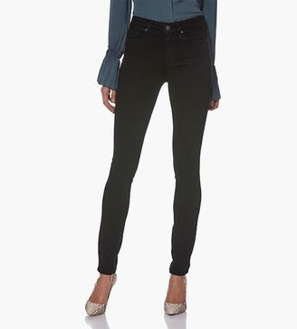 Paige Hoxton Ultra Skinny Black Shadow