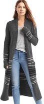 Gap Maxi stripe cardigan