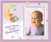 Expressly Yours! Photo Expressions With Love to My Godparents (Girl) Picture Frame Gift