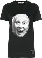 Vivienne Westwood portrait print T-shirt