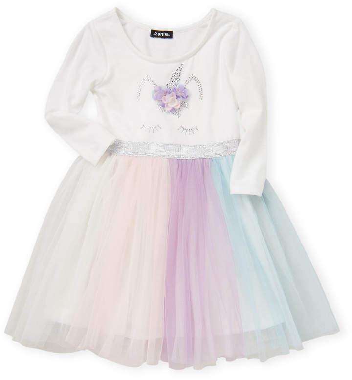 f872183b53656 Zunie Ivory Dress - ShopStyle