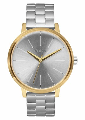 Nixon Womens Analogue Quartz Watch with Stainless Steel Strap A099-2062-00