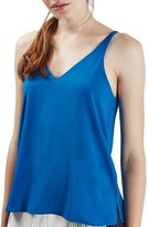 Topshop Double Strap V-Back Camisole (Regular & Petite)