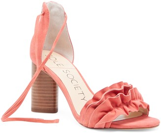 Sole Society Tevony Lace-Up Sandal