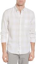 Timberland Mill River Plaid Linen Sport Shirt