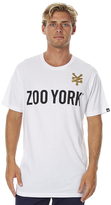 Zoo York Core Lock Up Mens Tee White