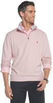 Izod Mens Saltwater Quarter-Zip Sweater