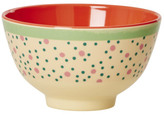 Rice Dot Melamine Bowl