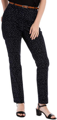 Chloé Tokito Belted Smart Pant - Smudge Spot