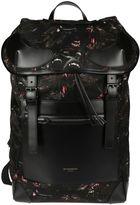 Givenchy Monkeys Printer Rider Backpack