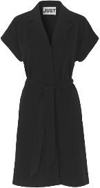 Just Female Black Cenia Dress - XSMALL