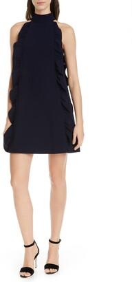 Ted Baker Torriya Ruffle Tunic Dress