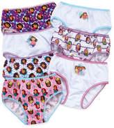Nickelodeon DORA Dora 7-pk. Brief Panties - Girls