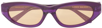 Karen Walker Paradise Lost sunglasses