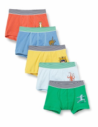 Petit Bateau Girls' 5682000 Boys' Short Underwear