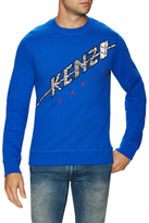 Kenzo Knit Patch Logo Sweatshirt
