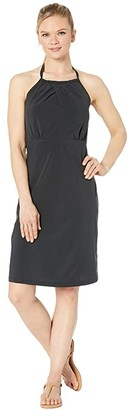 Columbia Armadaletm II Halter Top Dress (Black) Women's Dress