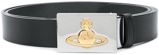 Vivienne Westwood square buckle belt