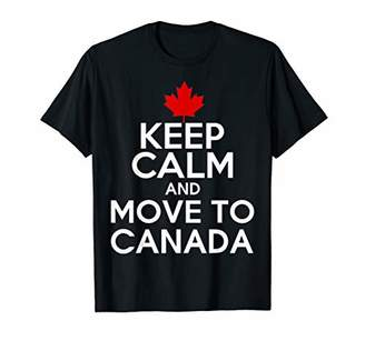 Möve Keep Calm and to Canada T-Shirt