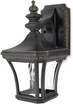 Quoizel Devon Outdoor Small Wall Lantern in Imperial Bronze