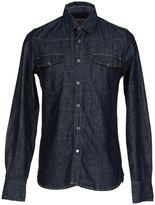 Maison Clochard Denim shirts