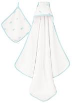 Aden Anais Hide & Sea Hooded Towel Set