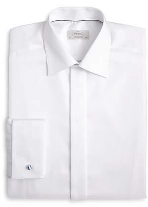 Eton of Sweden Classic Diamond Tuxedo Shirt - Regular Fit