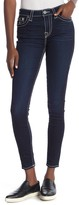 True Religion Halle High Rise Flap Pocket Skinny Jeans