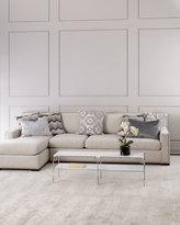 Massoud Demeter Left Chaise Sectional Sofa