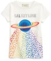 Gucci Girl's Galaxy Love Grapic Tee