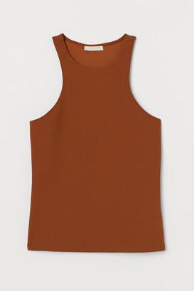 H&M Crepe vest top