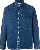 Sunnei denim shirt - men - Cotton - S