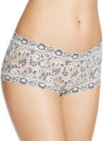 Hanky Panky Cross-Dyed Lace Boyshort