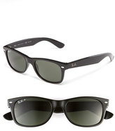 'New Small Wayfarer' 52mm Polarized Sunglasses