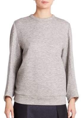 Derek Lam Kimono-Sleeve Sweatshirt