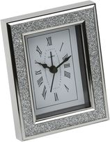 Arthur Price Present Day Silver Plated Clock