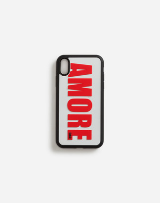Dolce & Gabbana Rubber Amore Iphone Xr Cover
