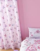 Fashion World Glamour Princess Lined Curtains 66x72IN