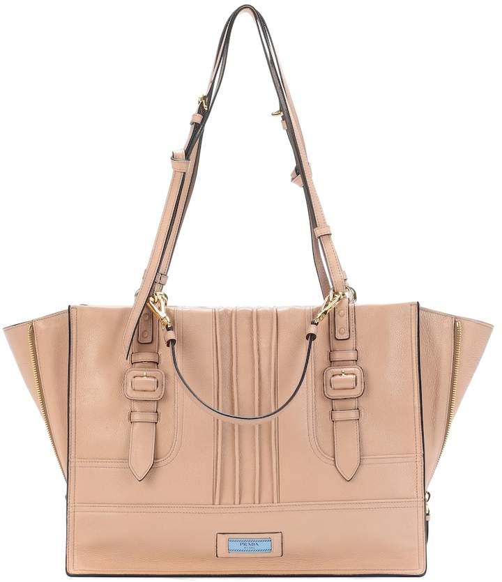 416cf1d92f Prada Beige Handbags - ShopStyle