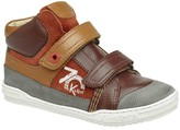 Kickers Leather Trainers