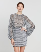 C/Meo Collective Stealing Sunshine Long Sleeve Dress