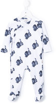 Paul Smith bunny print pyjama - kids - Cotton - 6 mth