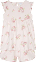 The Little White Company Ava floral cotton pyjamas 6-12 years