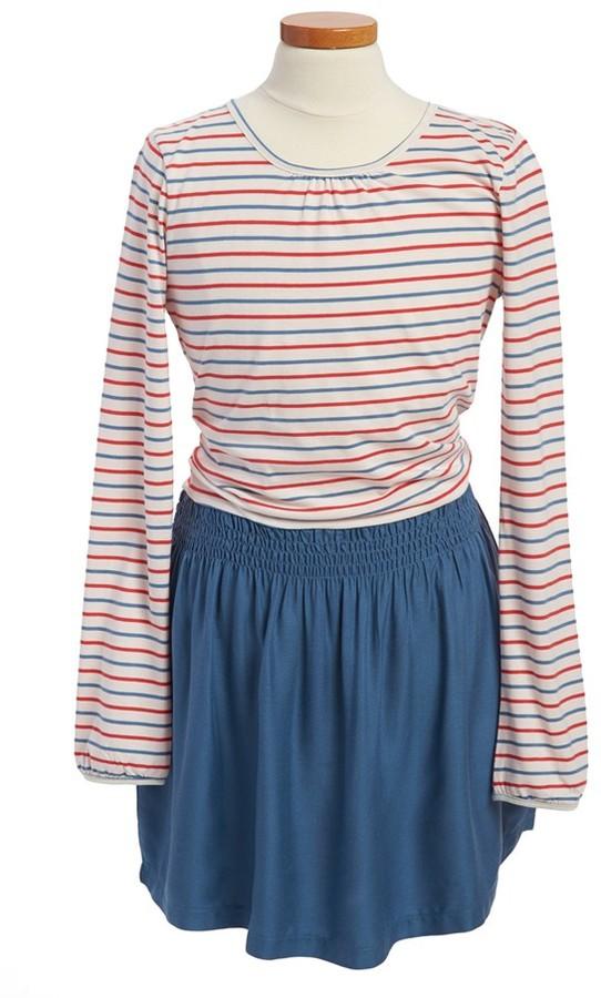Tucker + Tate + Tate 'Kylie' Knit Dress (Big Girls)